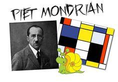 ART: L'univers de Piet MONDRIAN