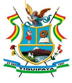 Club Municipal Tiquipaya (Cochabamba, Bolivia) Bolivia, Crests, Donald Duck, Badge, Disney Characters, Fictional Characters, Football, South America, Hs Sports