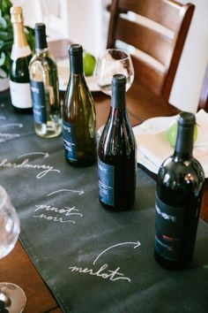 Inspired By Our Fall Wine Tasting Party Kayla Adams Events