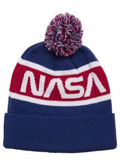 NASA sapka, EGYÉB SAPKA, Urban Classics, MT819 blue/red/white, 7.649 Ft www.trendcity.hu Beanie, Composition, Cool Stuff, Tees, Urban, Pink, Universe, Products, Design