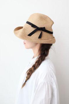 これからの季節にマスト!早めに手に入れておきたい素敵な麦わら帽子4選