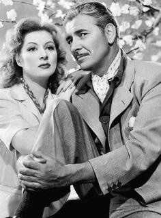 "ronaldcolmans: ""Greer Garson and Ronald Colman in Random Harvest (1942) """
