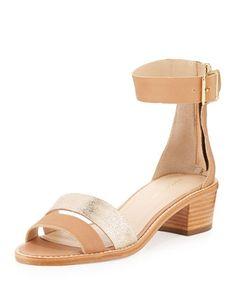 Loeffler Randall  Henry Leather City Sandal