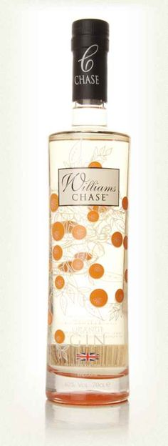 william chase orange gin