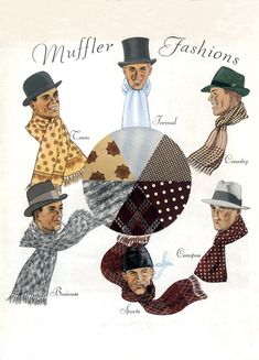 1930's men's fashion | 1930's 1930s Fashion Fashion & Beauty Men Winter'