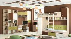Модульная мебель для детской - свое оформление комнаты - http://mebelnews.com/mebel-dlya-detskoy/modulnaya-mebel-dlya-detskoj-svoe-oformlenie-komnaty.html