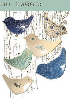 tiny bird plates [sumiko]