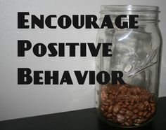 Encouraging Positive Behavior - love all the thought that went into this post!