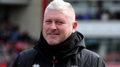 Terry McPhillips: Blackpool manager steps down after one season in charge BBC Football Bbc Football, Bristol Rovers, The Time Is Now, Blackpool, Good Job