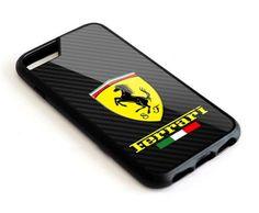 Cheap Ferrari Logo Black Carbon iPhone 5 5s 5c 6 6s 7 8 Plus SE Phone Case #UnbrandedGeneric #BestSeller #2017 #Trending #Luxe #UnbrandedGeneric #case #iphonecase5s #iphonecase5splus #iphonecase6s #iphonecase6splus #iphonecase7 #iphonecase7plus