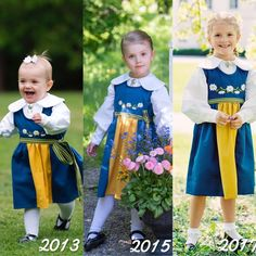 Princess Estelle  Time flies, I can't believe she is now 5 years old  #swedishroyalfamily #kungahuset #princessestelle #swedishnationalday #thenandnow #instaroyals #royaladdicted2collage