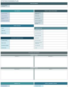 Financial Plan Template Excel Fresh 6 Business Plan Template In Excel Exceltempl… – Finance tips, saving money, budgeting planner Business Plan Outline, Business Plan Template Free, Writing A Business Plan, Sample Business Plan, Business Planning, Business Letter, Sample Resume, Financial Plan Template, Strategic Planning Template
