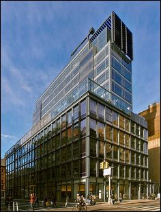 Jean Nouvel, 40 mercer Soho Residences, NY
