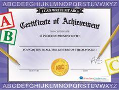Myawardmaker Free Custom Certificate Templates  Certificate