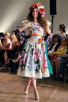 Dolce & Gabbana's Alta Moda Descends on Mexico City—And Sophia Loren Comes Along for the Ride