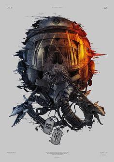 Battlefield 3 Poster Case Study