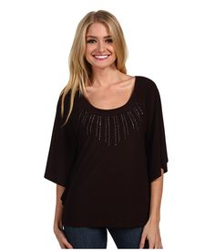 Christin Michaels Lizzy Blouse
