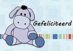 Ezeltje (Kaartland wenskaarten)