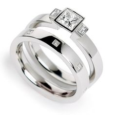 30 best cheap wedding ring sets white gold white gold platinum wedding rings and weddings - Wedding Ring Sets Cheap