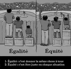 I think that equity is more important than equality.So we should apply equity in every situation rather than equality in every situation☺ Wisdom Quotes, True Quotes, Motivational Quotes, Sucess Quotes, The Words, Meaningful Pictures, Faith In Humanity, Reality Quotes, Inspiring Quotes