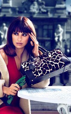 Loewe Handbag 2013 / Penelope Cruz