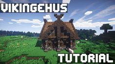 [Danish] Minecraft | Viking House v1 - tutorial