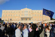 Η Ελλάδα εξασφάλισε το τρίτο πακέτο διάσωσης Louvre, Building, Travel, Viajes, Buildings, Destinations, Traveling, Trips, Construction
