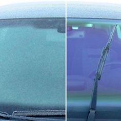 Jednostavni trikovi da se konačno rešite leda sa vašeg vetrobrana. I sve to bez struganja!