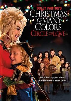 Dolly Parton's Christmas of Many Colors: Circle of Love - DVD #christiancinema