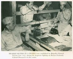 Brigadier General Vicente Lim led the 41st Division which defended a portion of the Bataan defense line. He was released after the Bataan Death March as a gesture of goodwill by the Japanese. He joined the resistance and was captured a second time and executed. Only Philippine general killed during WWII Bataan Death March, War Medals, History Pics, Ww2 Photos, Prisoners Of War, Lest We Forget, World War Ii, Soldiers, Wwii