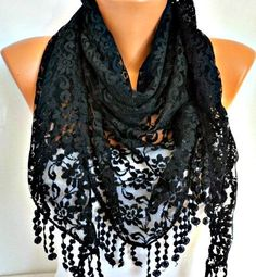 Women Scarves Cowl Scarf Bridesmaid Gift…