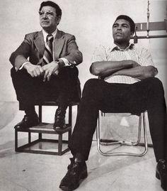 Muhammad Ali & Angelo Dundee