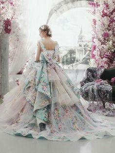 Stella de Libero Wedding Gown