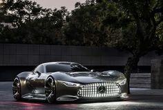 StarFllash: Uno auto incredibile -- Mercedes-Benz AMG Vision G...