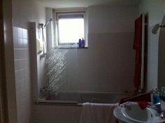 Bad en douche - oude situatie - present situation bathroom