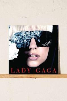 Slide View: 1: Lady Gaga - The Fame LP