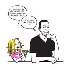 Etre père, en 5 dessins de Pacco - L'EXPRESS