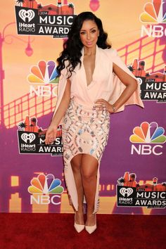 The songbird's voice, style, and curves have always made her one of our ulimate girl crushes. See all our favorite looks that show off what she's working with! Black Celebrities, Celebs, Mya Harrison, Vintage Black Glamour, Black Girl Fashion, Women's Fashion, Female Stars, Female Singers, Beautiful Black Women
