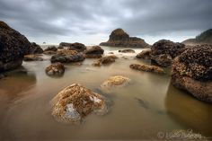 oregon state beaches | Ecola State Park, Indian Beach, Oregon Coast | Flickr - Photo Sharing!
