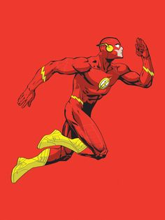 The Flash Flash Comics, Dc Comics Heroes, Dc Comics Art, Flash Characters, Dc Comics Characters, Flash Wallpaper, Marvel Wallpaper, The Flash Poster, Ride The Lightning