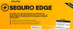 el forero jrvm y todos los bonos de deportes: betfair devolucion combi mediante EDGE