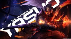 Cyber Ops Yasuo League of Legends Game 1920x1080