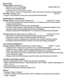 sample of babysitter resume http exampleresumecv org sample of