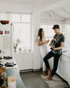 Mornings together. Romantic lifestyle photography.
