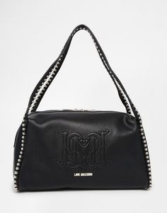 73d84d698f Love Moschino Shoulder Bag With Chain Strapd Al Dettaglio, Catena,  Shopping, Style,
