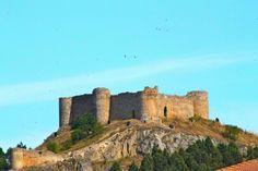 Castillo de Aguilar de Campoo. Palencia. SPAIN.