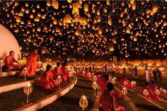 Từ lễ hội đèn lồng Yi Peng ở Chiang Mai cho tới lễ hội Hindu Thaipusam ở chùa động Batu. Đông Nam Á là một trong những vùng có những lễ hội hấp dẫn  http://teen.com.vn/  http://teen.com.vn/doc-la/ngam  http://tourvietnam.net.vn/nhung-le-hoi-van-hoa-dac-biet-noi-bat-cua-khu-vuc-dong-nam-a/