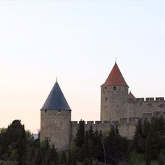 @memoirmode - it's quite touristy, but I loved the fortified village of Carcassonne #foranyone