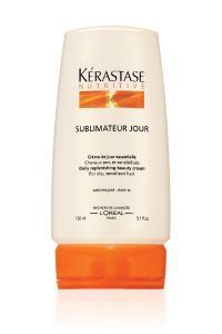 Kerastase Sublimateur Jour Leave In Conditioner @Latina Magazine and @Herry
