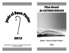 Calendario lectura biblica 2012